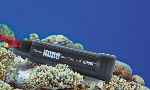 Waterproof data loggers