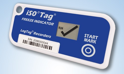 NEW: Electronic Freeze Indicator TICT-iS0°Tag® !