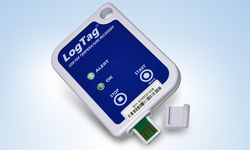 New Single-use Data Logger with Integrated USB!