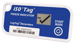 LogTag TICT iS0°Tag Gefrier-Indikator