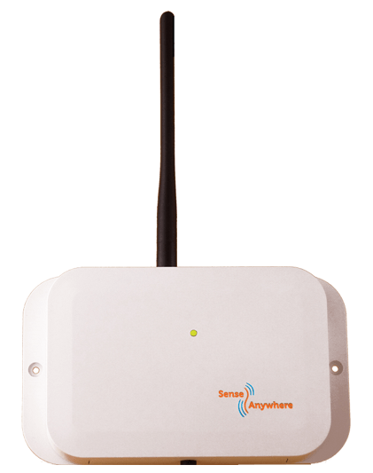 SenseAnywhere mobile accesspoint without GPS