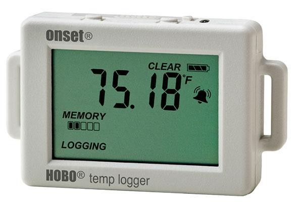 HOBO Temperatur-Datenlogger UX100-001