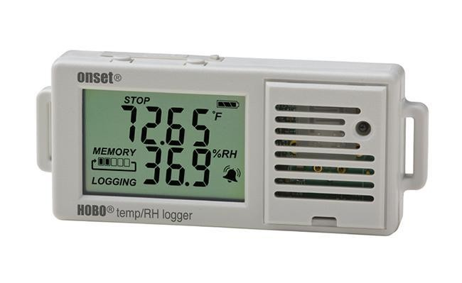 HOBO Data Logger Temperature / Relative Humidity UX100-003